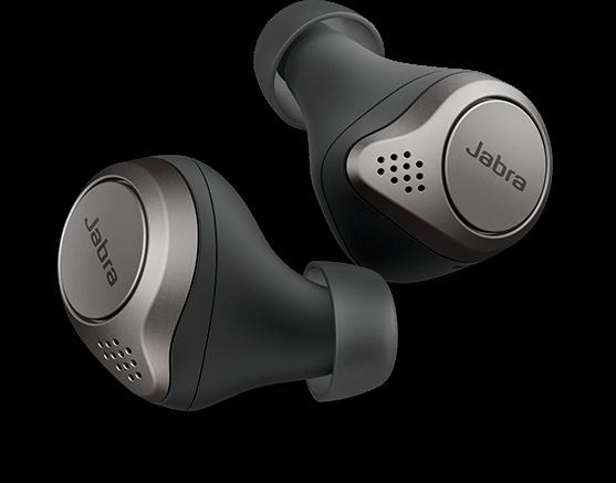 Jabra Elite 85h headphones with digital assistants